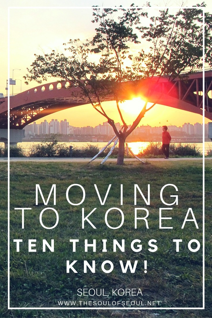Moving To Korea, 10 Things To Know! Here are 10 things that you should know if you want to move, live in and survive in Korea. From the toilet paper situation to the best routes to and from and how to figure that out. Here's are 10 things you NEED to know before moving to Seoul, Korea.