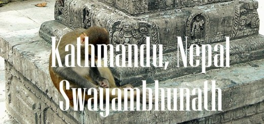 Kathmandu, Nepal: Swayambhunath
