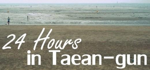 Taean-gun, Korea