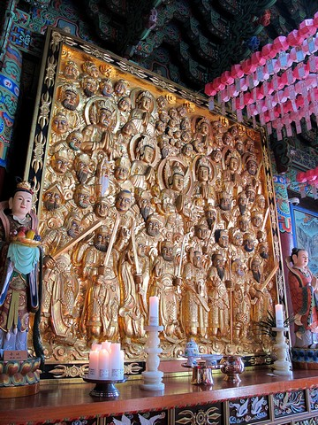 Taean-gun, Korea: Naksansa Temple