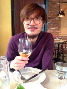 Casa Di Noa, Yeonnam-dong, Korea, Italian restaurant with Jae-oo Jeong of the Korean indie band Every Single Day.