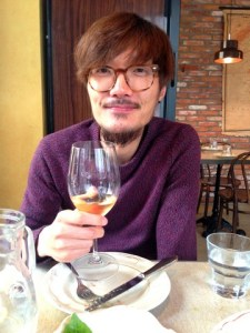 Casa Di Noa, Yeonnam-dong, Korea, Italian restaurant with Jae-oo Jeong of the Korean indie band Every Single Day.