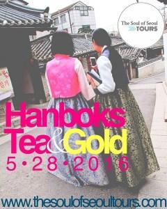 The Soul of Seoul: Hanboks, Tea & Gold