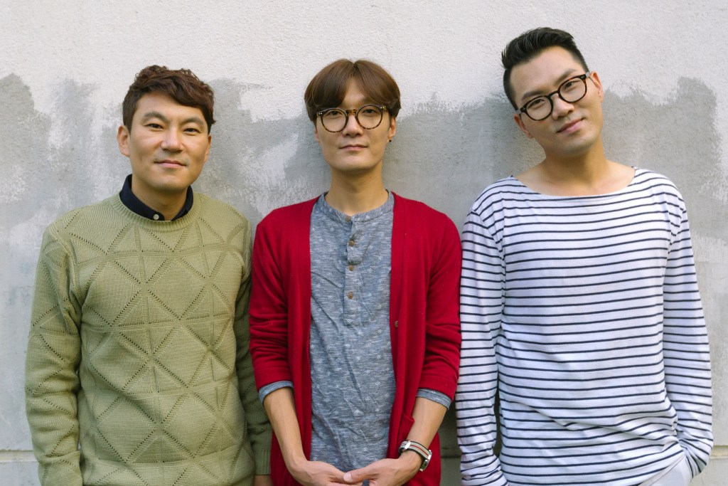 Korean band: Every Single Day; members Sung Nam Moon, bassist, Je Woo