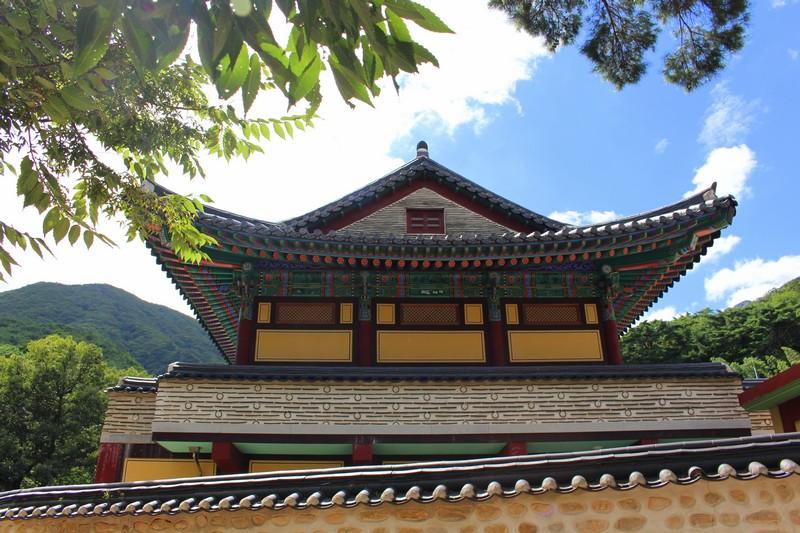 Ulsan, Korea: Seongnamsa Temple