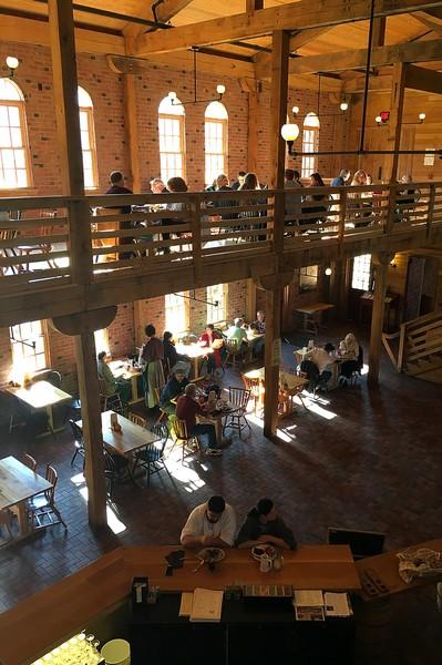 Carillon Brewing Company, Historic Craft Brewery, Dayton, Ohio, USA