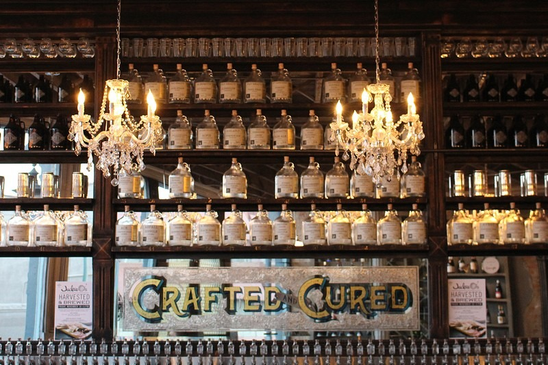 Crafted&Cured, District Provisions, Dayton, Ohio, USA