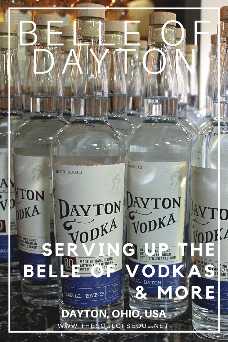 Belle of Dayton, Serving Up The Belle of Vodkas & More, Dayton, Ohio, USA: When it comes to artisanal spirits, The Belle of Dayton is distilling some of the most unique small batch concoctions you're likely to find anywhere and winning awards as they do it. Based in Dayton, Ohio, USA, this distillery is must visit for anyone into spirits and alcohol.