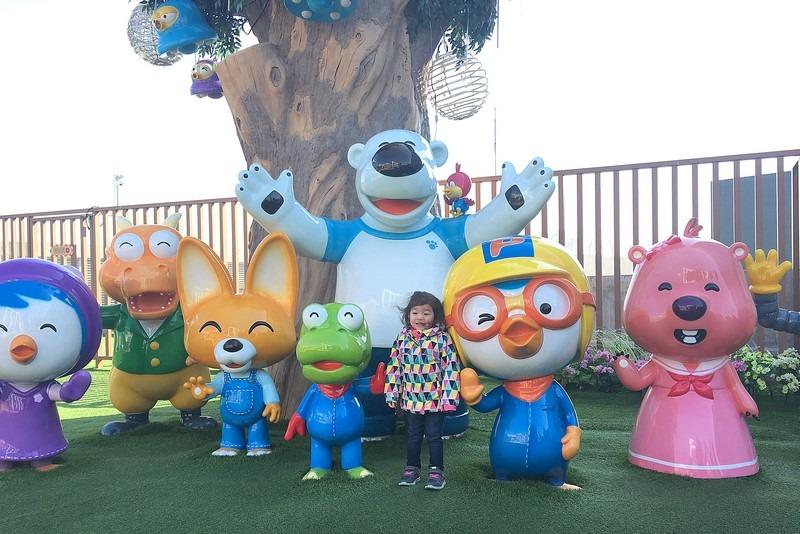 Korea kids cafes pororo the little penguin pororo park gimhae korea altavistaventures Gallery