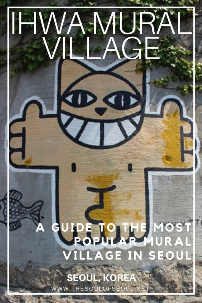 Ihwa Mural Village, Seoul, Korea: Ihwa Mural Village is the most popular mural village in Seoul, Korea. With that comes some trials and tribulations. Here is a guide for what to see and some guidelines for respecting the residents in the area too.