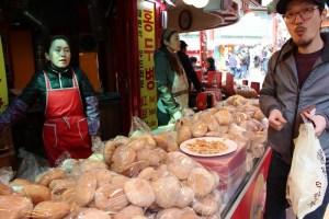 Incheon Chinatown, Incheon, Korea