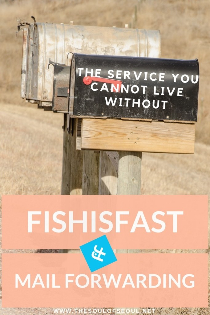 Fishisfast is the mail forwarding service you CANNOT live without. Looking to get fitted sheets, that candy that's just not abroad or some make-up in your skin tone? Use Fishisfast for their efficiency and cost effective services.