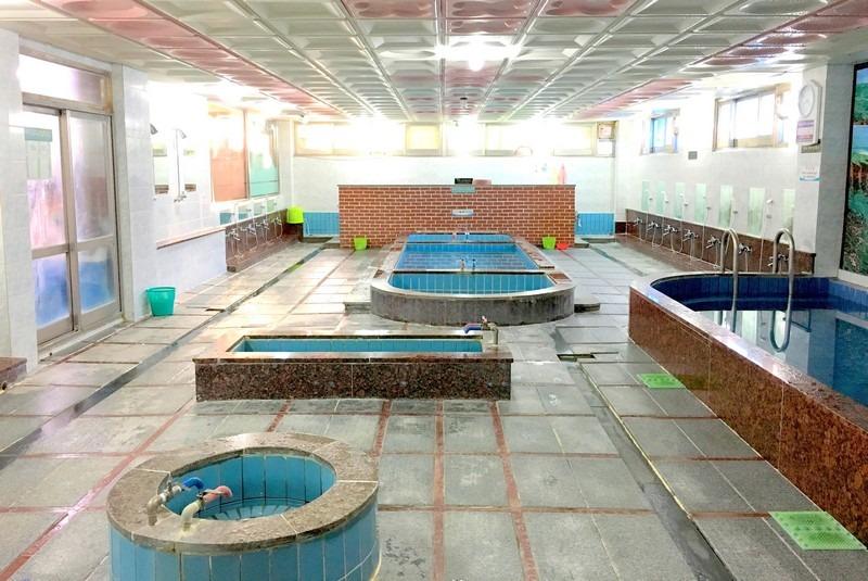 Korean Bath House, Mokyoktang