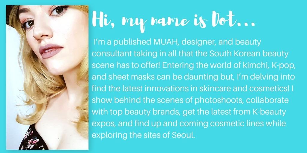 Dot Moore - Suki In Seoul