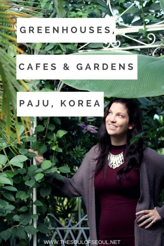 Visit Alex The Coffee, a beautiful greenhouse cafe outside of Seoul and then head to First Garden a gorgeous garden with greenhouses and paths through flowers and more. Spend a day outside of Seoul.