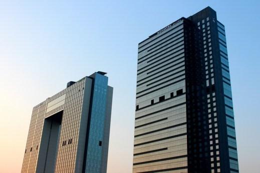 Novotel Ambassador Seoul Yongsan, Seoul, Korea: Travel With COSRX