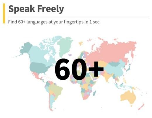 Langogo: AI Translator