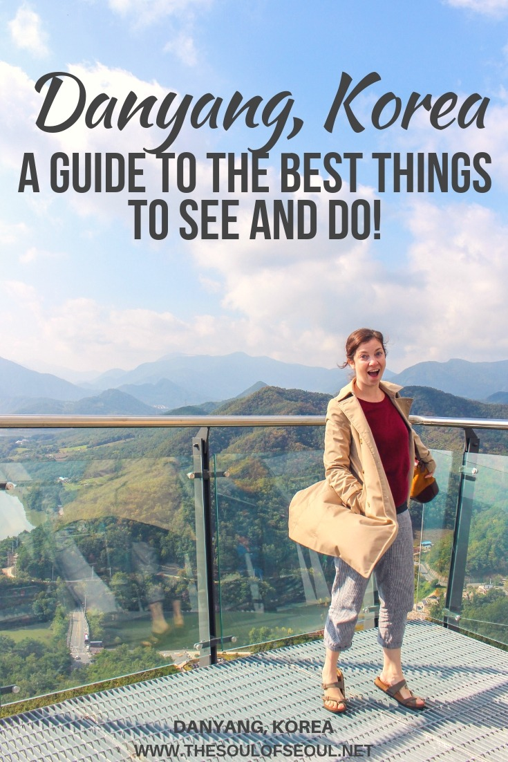 Danyang, Korea: A Guide To The Best Things To See And Do!: Danyang is just two and a half hours south of Seoul and an easy getaway from the city. Check out a skywalk and then zipline to the bottom. Visit a cafe and then paraglide off the mountain. Views and fun! Win win.