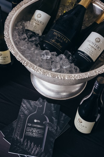 2019 New Zealand Wine Festival Promo pics