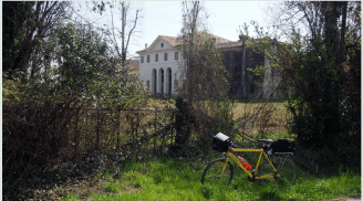 Villa Zeno restaurata.