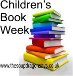 Children's Book Week Badge
