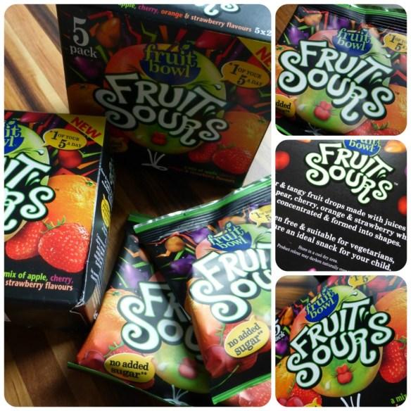 fruit bowl fruit sours
