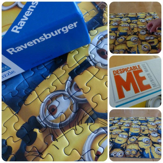 Despicable me 2 jigsaw