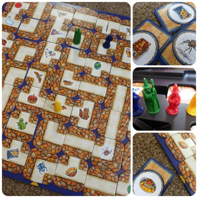 play labyrinth
