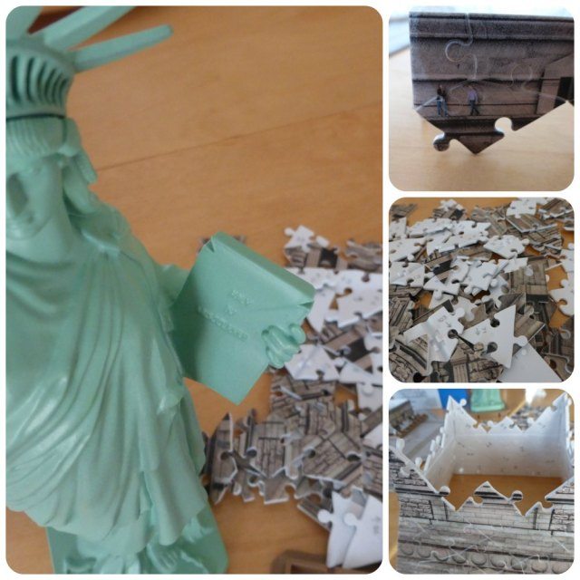 statue of liberty ravensburger