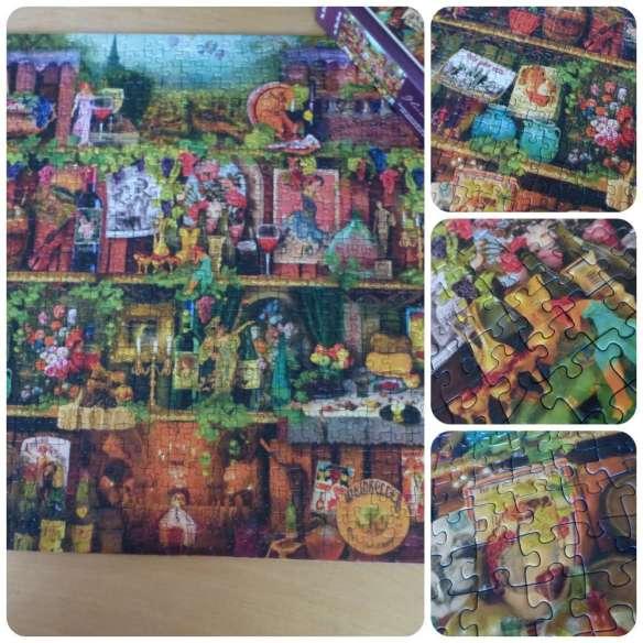 ravensburger glorious vintage puzzle