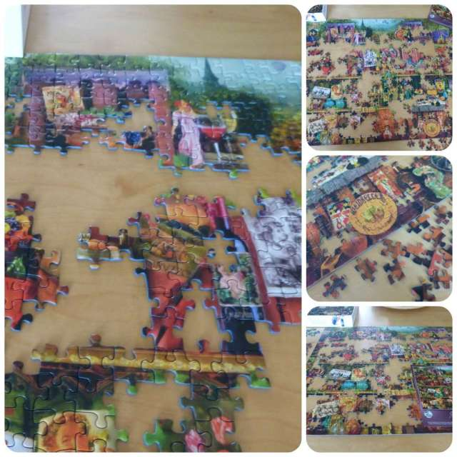 ravensburger glorious vintage