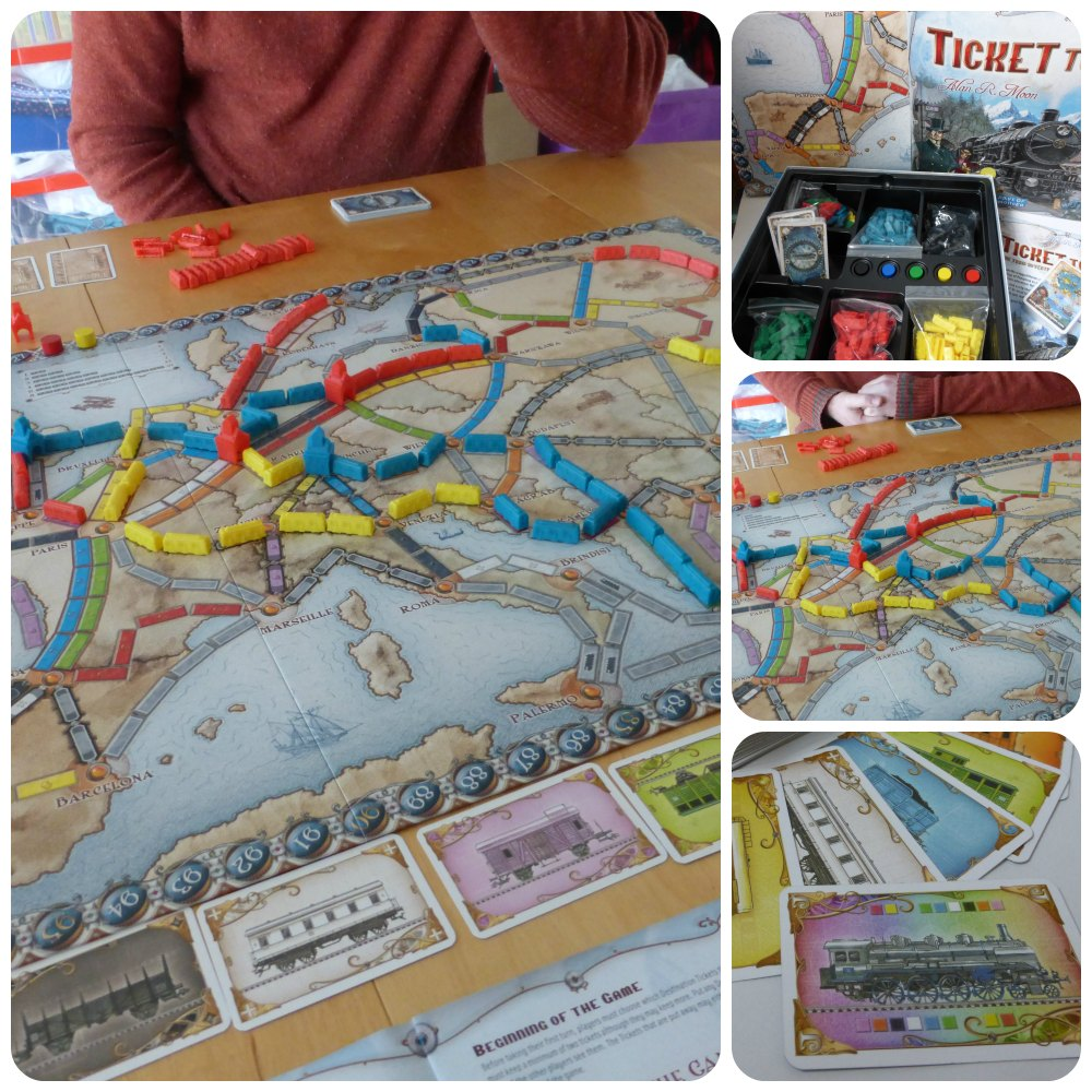 Review of Ticket to Ride: Nordic Countries - RPGnet RPG ...