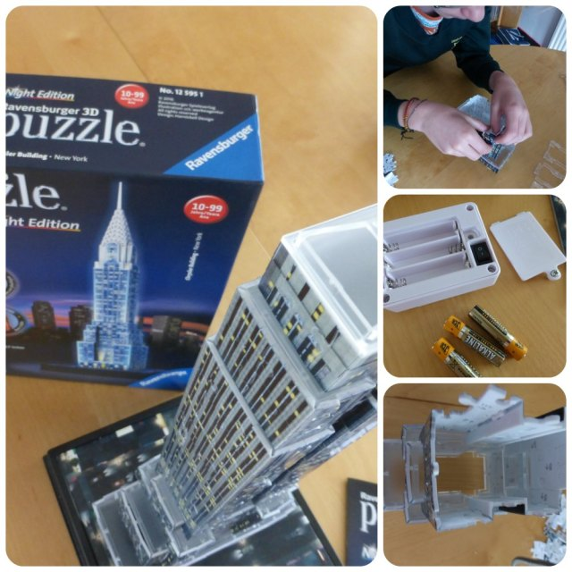 ravensburger 3d puzzle night edition
