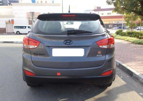Used 2015 Hyundai Tucson full