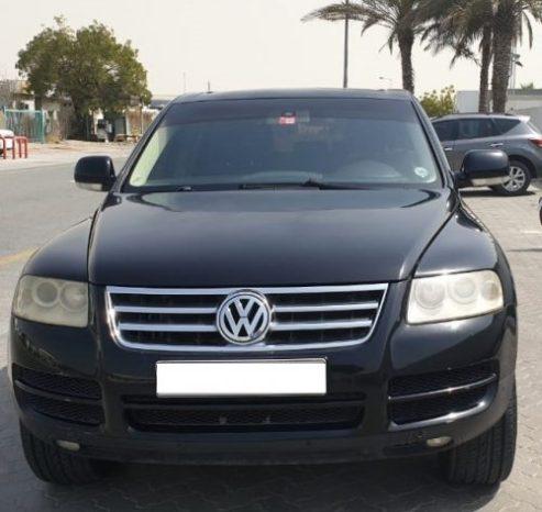 used 2005 Volkswagen Touareg full