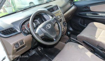 Used 2016 Toyota Avanza full