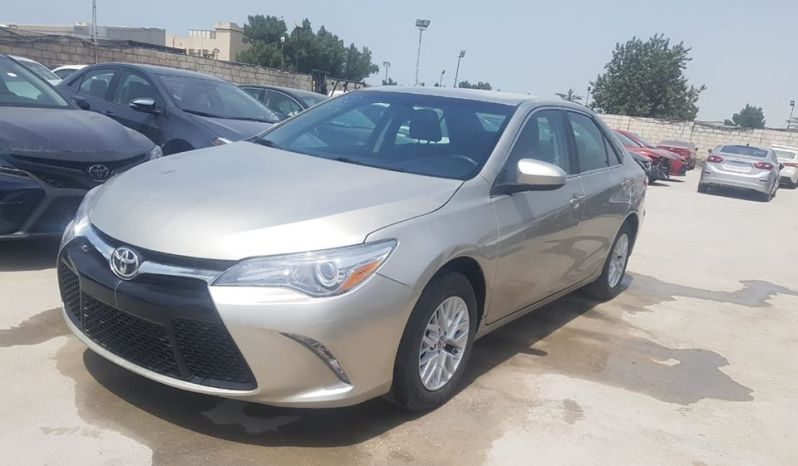 Used 2016 Toyota Camry full