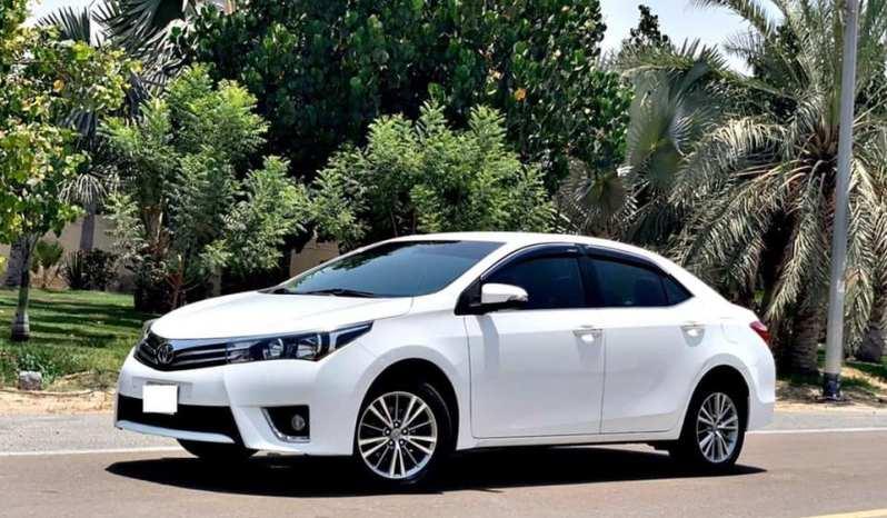 Used 2014 Toyota Corolla full