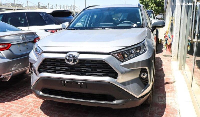 New 2020 Toyota Rav 4