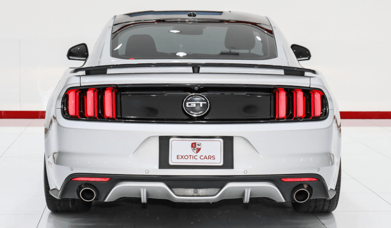 Used 2017 Ford Mustang full