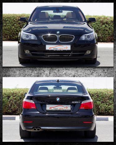 BMW 530i -2009 – GCC full