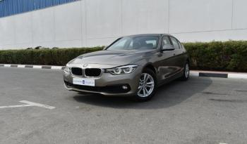 2018 BMW 320i ACCIDENT FREE CAR FOR LOCAL EXPORT SALE full