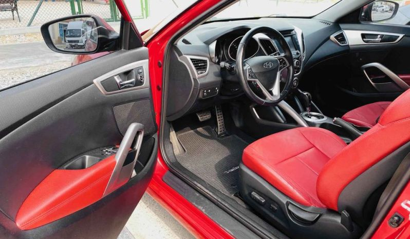 Hyundai Veloster 2015 GCC Specs For Sale full