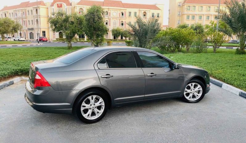Ford Fusion 2012 GCC Specs For Sale full