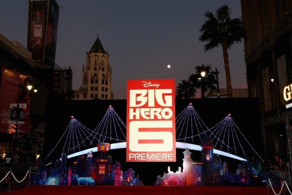 'Big Hero 6' Is 2014's Highest Grossing Animated Film ...