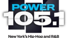 Power 105 Logo