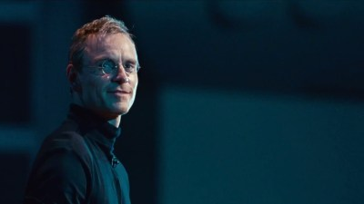 Michael Fassbender stars as a tech industry icon in Steve Jobs