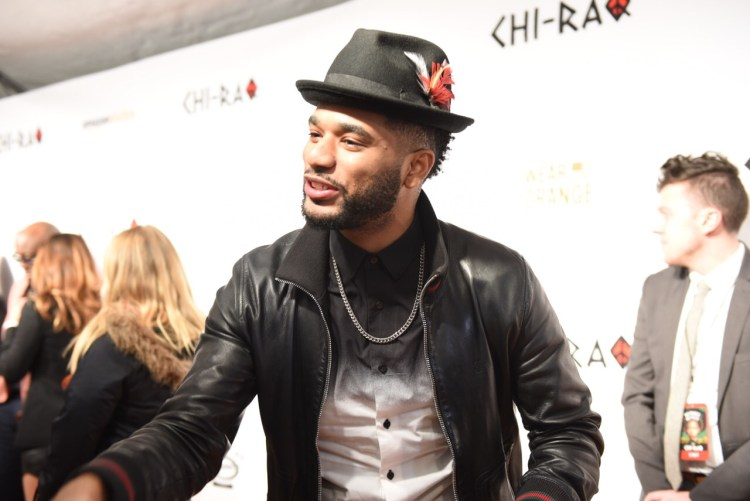 NBC's 'The Voice' contestant Mark Hood - 'Chi-Raq' World Premiere, Chicago, November 22, 2015, The Chicago Theater Photo credit: Juan Anthony Images