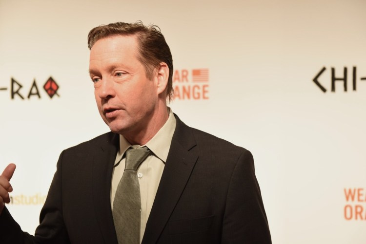 D.B. Sweeney - 'Chi-Raq' World Premiere, Chicago, November 22, 2015, The Chicago Theater Photo credit: Juan Anthony Images