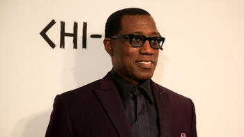 Wesley Snipes - 'Chi-Raq' World Premiere, Chicago, November 22, 2015, The Chicago Theater Photo credit: Brian Nguyen